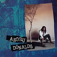 Andru Donalds (Japanese Promo CD with bonus tracks)