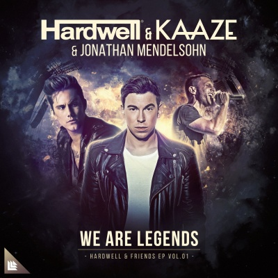 Hardwell - We Are Legends