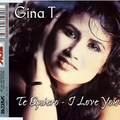 Gina T. - Te Quiero - I Love You (Single)