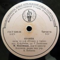 Михаил Новохижин - Огонёк
