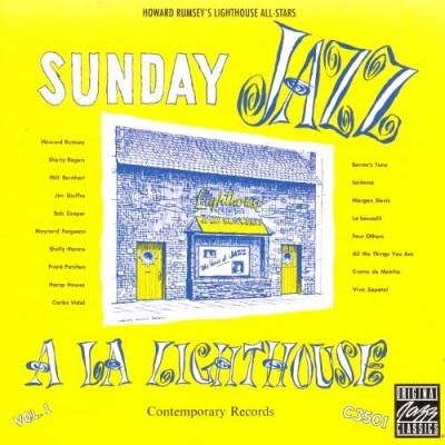 Howard Rumsey's Lighthouse All-Stars - Sunday Jazz a la Lighthouse, Vol. 1