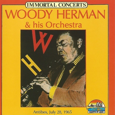 Woody Herman - Giants of Jazz