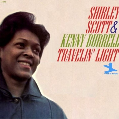 Shirley Scott - Travelin' Light
