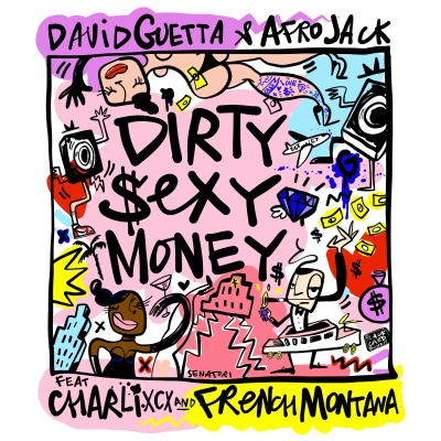 David Guetta - Dirty Sexy Money (Single)