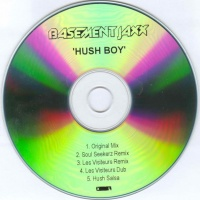 Basement Jaxx - Нush Bоy (Single)