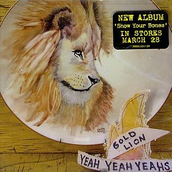 Yeah Yeah Yeahs - Gold Lion (Single)