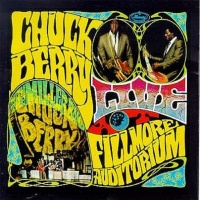 Chuck Berry - Live At The Fillmore Auditorium (LP)