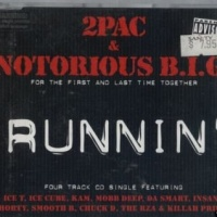 2Pac - Runnin' [Import] (Single)