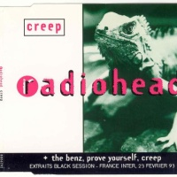 Creep Black Sessions (France) CDS