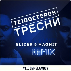 Те100стерон - Тресни (Slider & Magnit Remix)