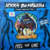 Afrika Bambaataa - Feel The Vibe