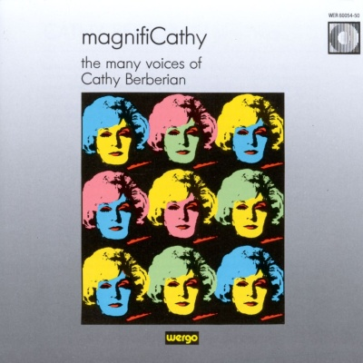 Cathy Berberian - MagnifiCathy: The Many Voices of Cathy Berberian