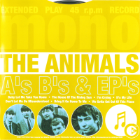 The Animals - Bury My Body