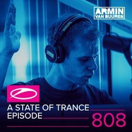 Armin Van Buuren - A State of Trance Episode 808