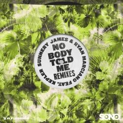 Sunnery James - Nobody Told Me (Mednas Remix)