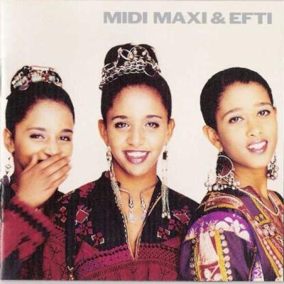 Midi Maxi & Efti - Ragga Steady