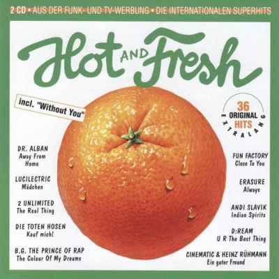 S.A.M. - Hot And Fresh 10