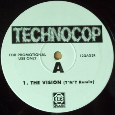 TECHNOCOP - The Vision