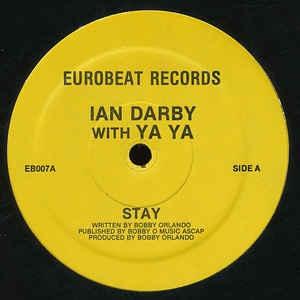 Ian Darby - Stay