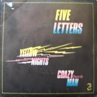 Five Letters - Crazy Man - Part 2