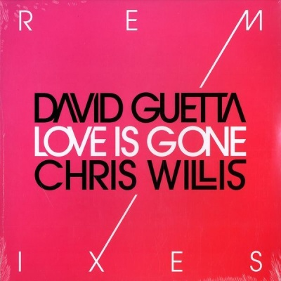 David Guetta - Love Is Gone (Fred Rister & Joachim Garraud Remix)