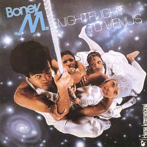 Boney M. - Never Change Lovers In The Middle Of The Night