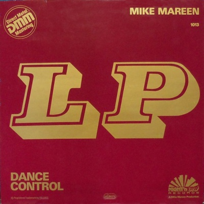 Mike Mareen - LP Dance Control