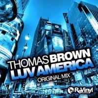 Thomas Brown - Luv America