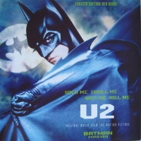 U2 - Hold Me, Thrill Me, Kiss Me, Kill Me (Original Music From The Motion Picture Batman Forever)