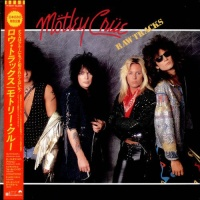 Motley Crue - Raw Tracks