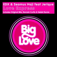 Seamus Haji & EDX feat. Jerique - Love Express