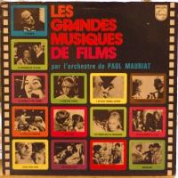 Les Grandes Musiques De Films Par L'Orchestre De Paul Mauriat