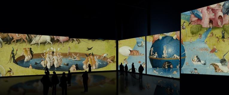 Ожившие видения Босха в ArtPlay