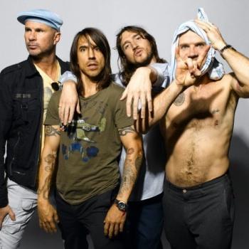 Red Hot Chili Peppers выпустили новый трек
