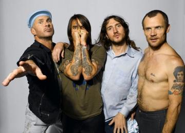 Red Hot Chili Peppers анонсировали концерты в 2017 году