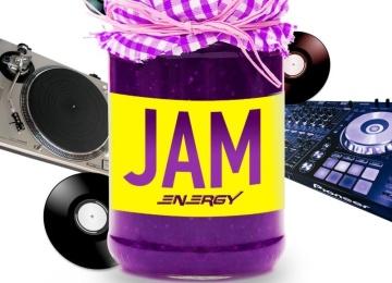 Вышел новый сборник танцевальной музыки «JAM ENERGY»
