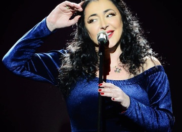 Певица Лолита рассказала почему наняла охрану для дочери