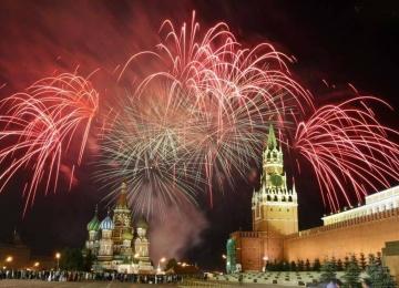 Самые удобные места в Москве, где посмотреть салют 9 мая