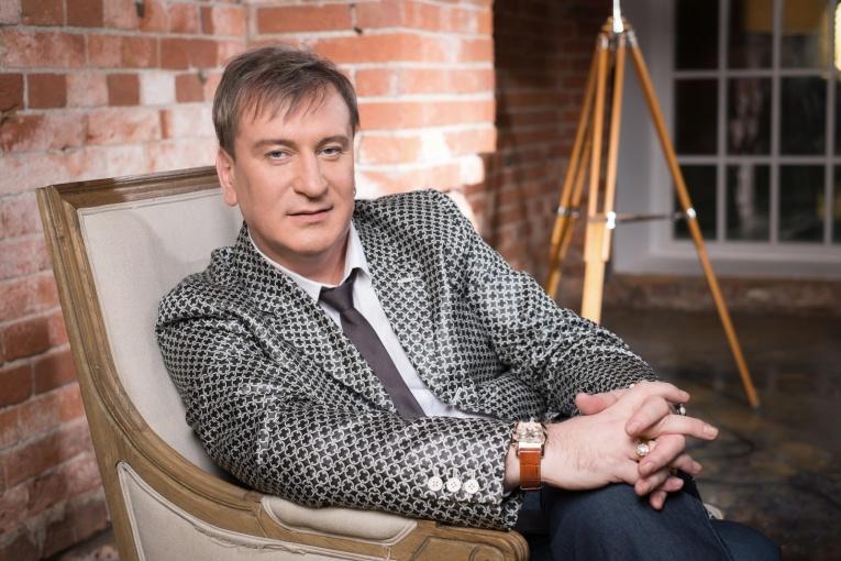 Певец Сергей Пенкин попал в аварию