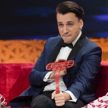 Максим Галкин голым спародировал Дмитрия Нагиева