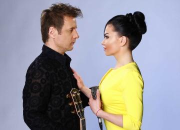 """EVгеника Дидюля выпустила новый альбом """"Оптимистка"""""""