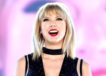 Тейлор Свифт объявила о выходе нового альбома Reputation