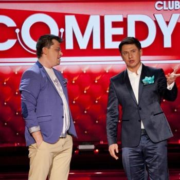 Флешмоб от Comedy Club захватил в «Инстаграм»