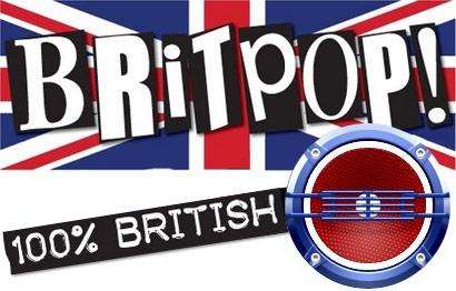 Слушай BritPop на 101.ru!