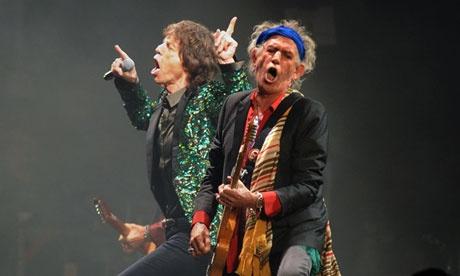 The Rolling Stones продолжат гастроли