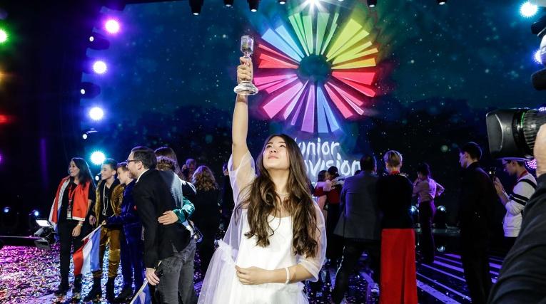 Россиянка выиграла Детское Евровидение 2017