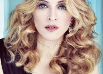 Мадонна хочет работать с Адель