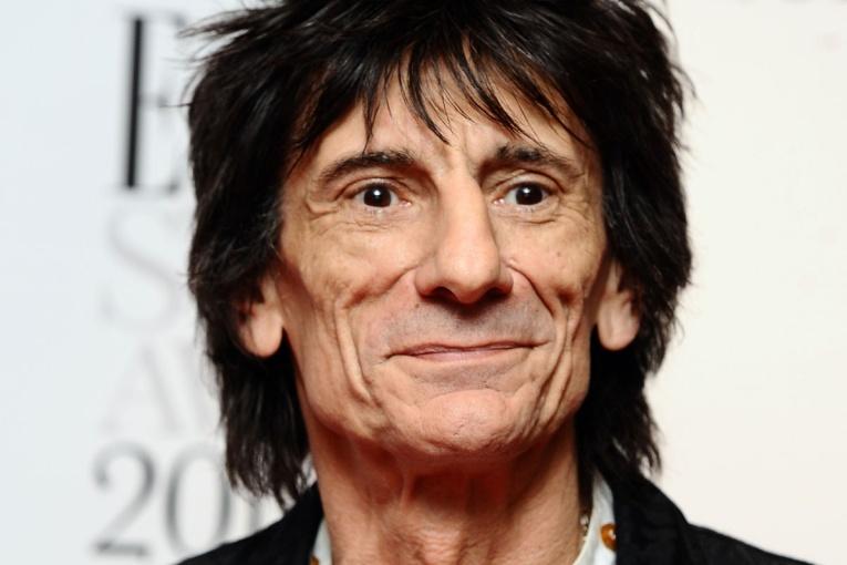Гитарист The Rolling Stones стал отцом... 2 раза!