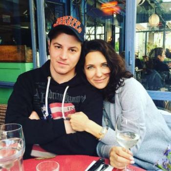 Екатерина Климова заступается за мужа