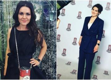 Дина Гарипова сильно похудела и стала экспертом «Модного приговора»
